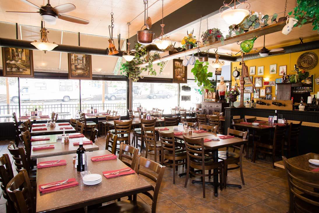 Italian Restaurant Gig Harbor Wa Il Lucano Ristorante